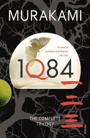 1Q84: BOOKS 1, 2 AND 3 (THE COMPLET TRILOGY)
