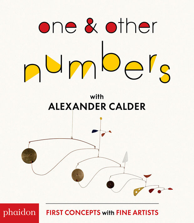 ONE & OTHER NUMBERS WITH ALEXANDER CALDER