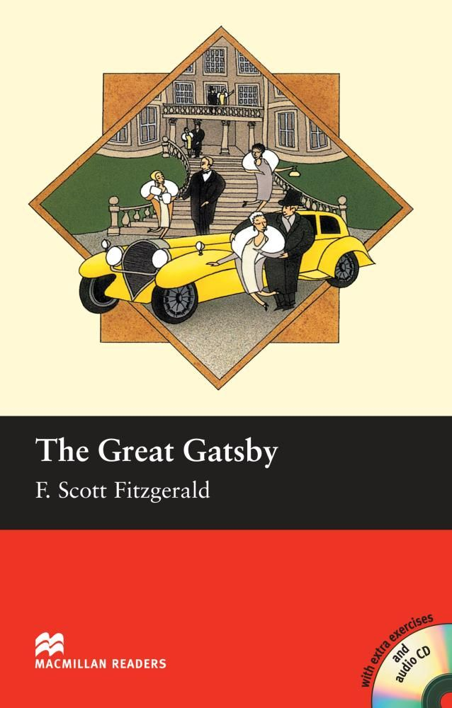 MR (I) GREAT GATSBY, THE PK