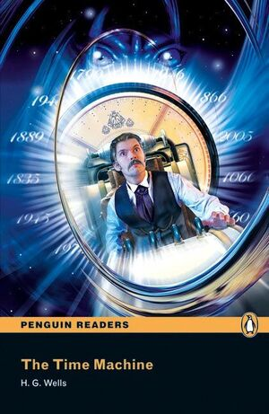 PENGUIN READERS 4: TIME MACHINE, THE BOOK & MP3 PACK