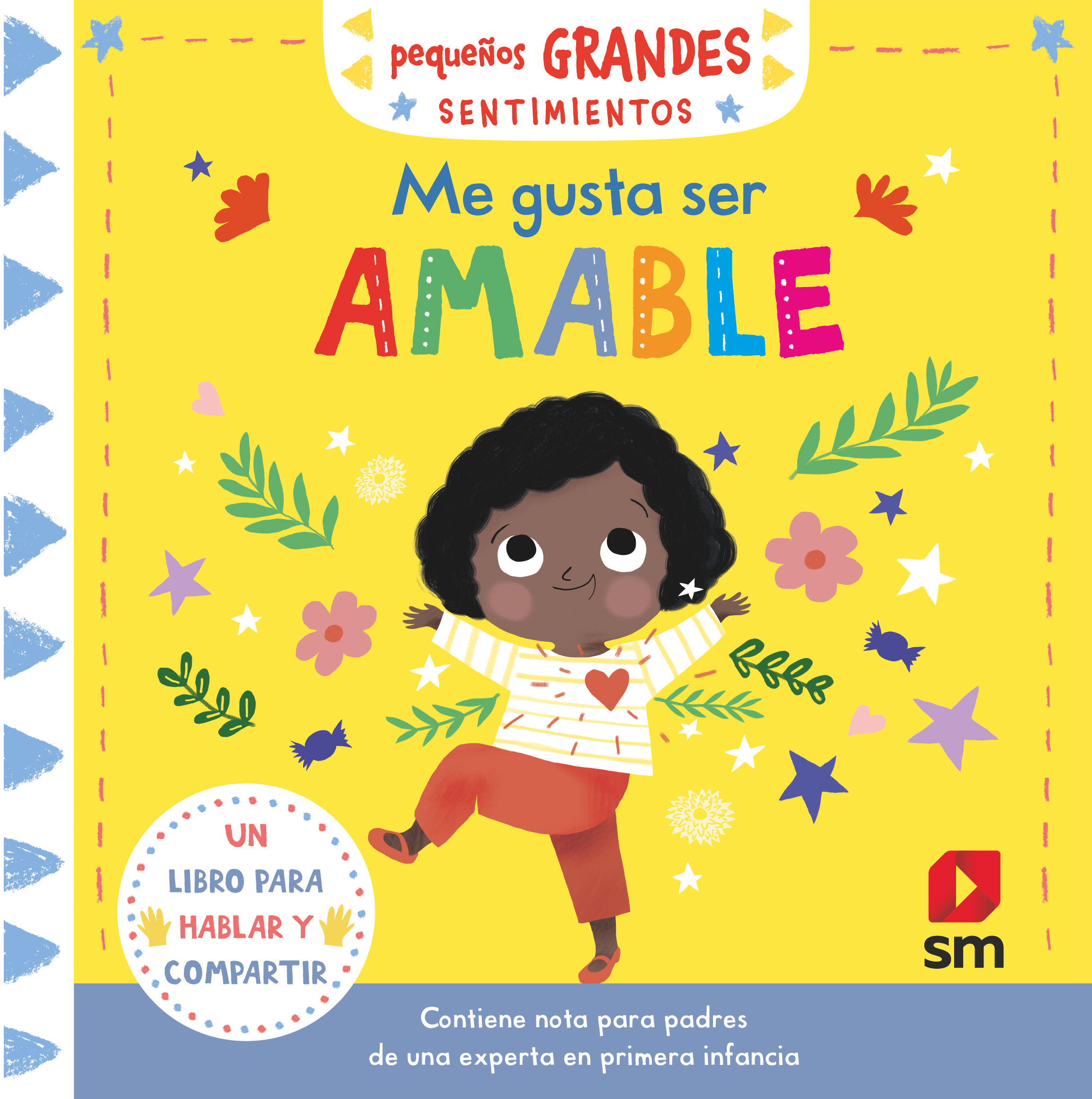 ME GUSTA SER AMABLE