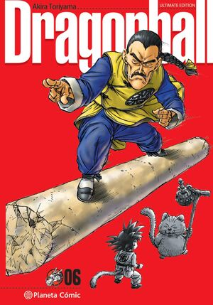 DRAGON BALL ULTIMATE Nº 06/34