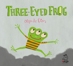 THREE-EYED FROG