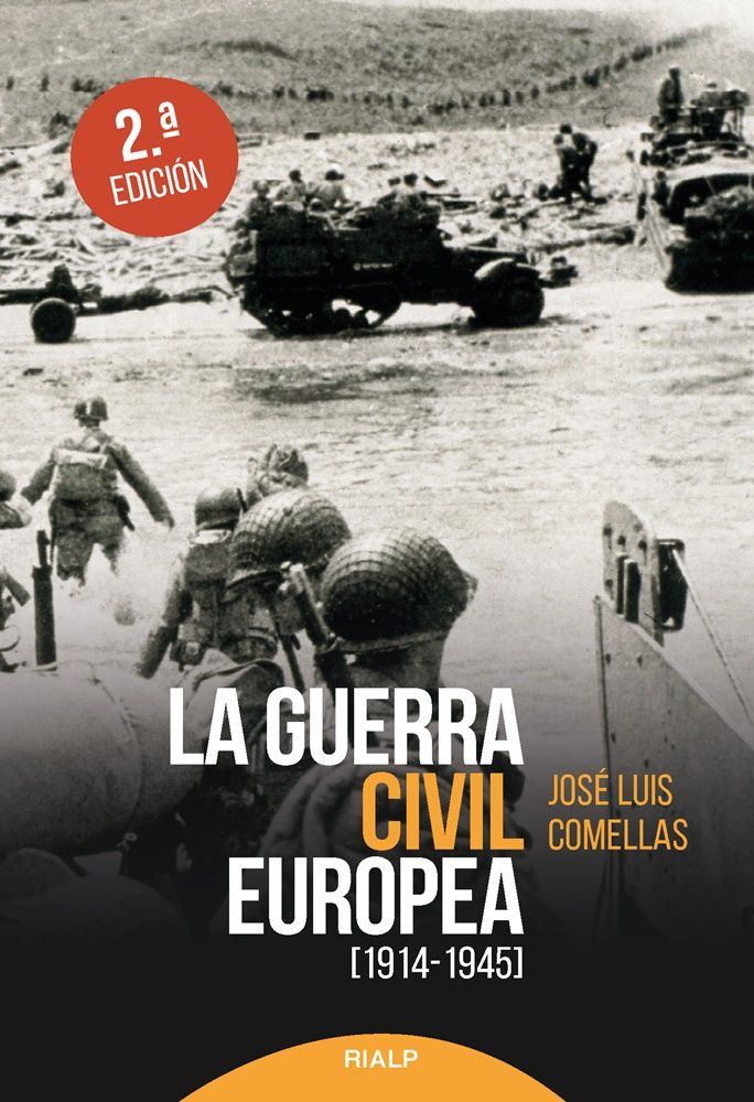 LA GUERRA CIVIL EUROPEA