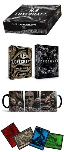 PACK H.P. LOVECRAFT ANOTADO