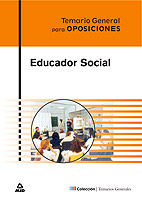 EDUCADOR SOCIAL. TEMARIO GENERAL