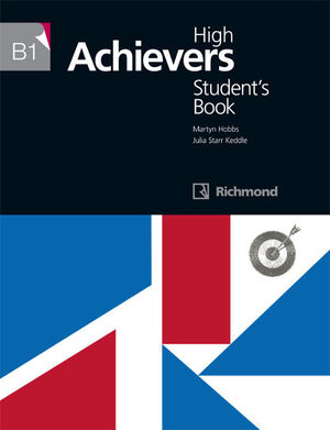HIGH ACHIEVERS B1 STUDENT'S BOOK