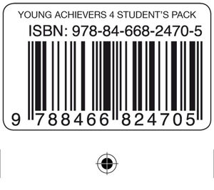 YOUNG ACHIEVERS 4 STD+LANG EXAMS