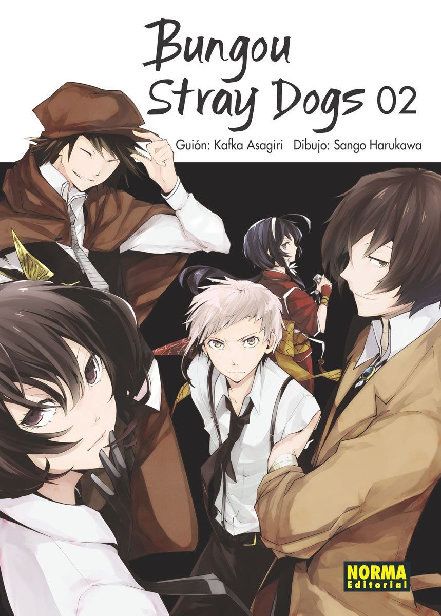 BUNGOU STRAY DOGS 2