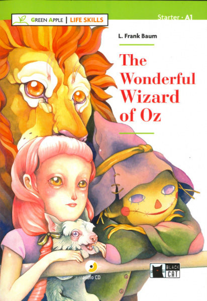 THE WONDERFUL WIZARD OF OZ (GA)+CD (LIFE SKILLS)A1