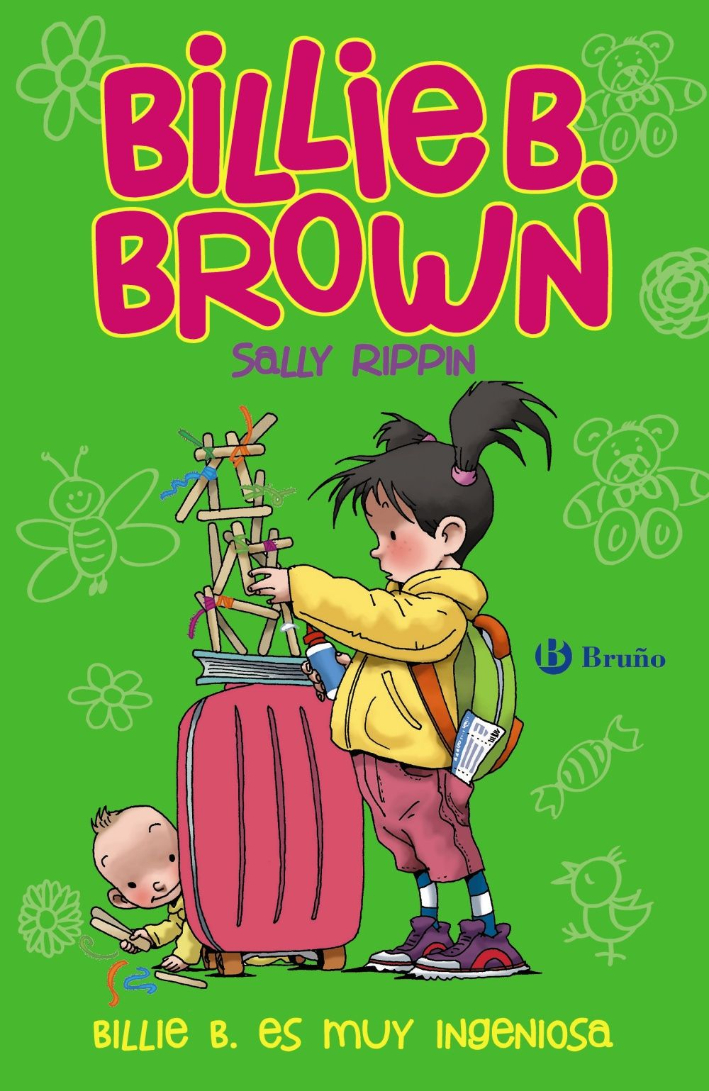 BILLIE B. BROWN, 6. BILLIE B. ES MUY INGENIOSA