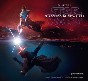 EL ARTE DE STAR WARS EL ASCENSO DE SKYWALKER