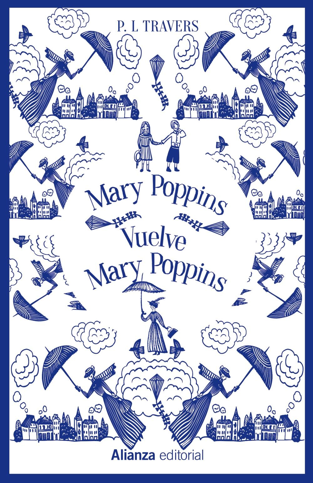 MARY POPPINS. VUELVE MARY POPPINS