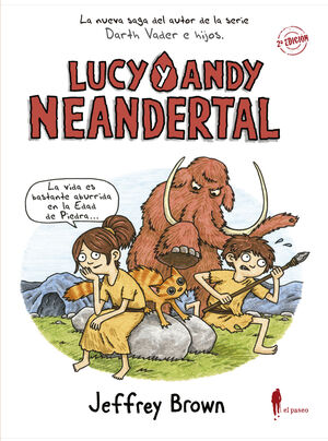 LUCY Y ANDY NEANDERTAL