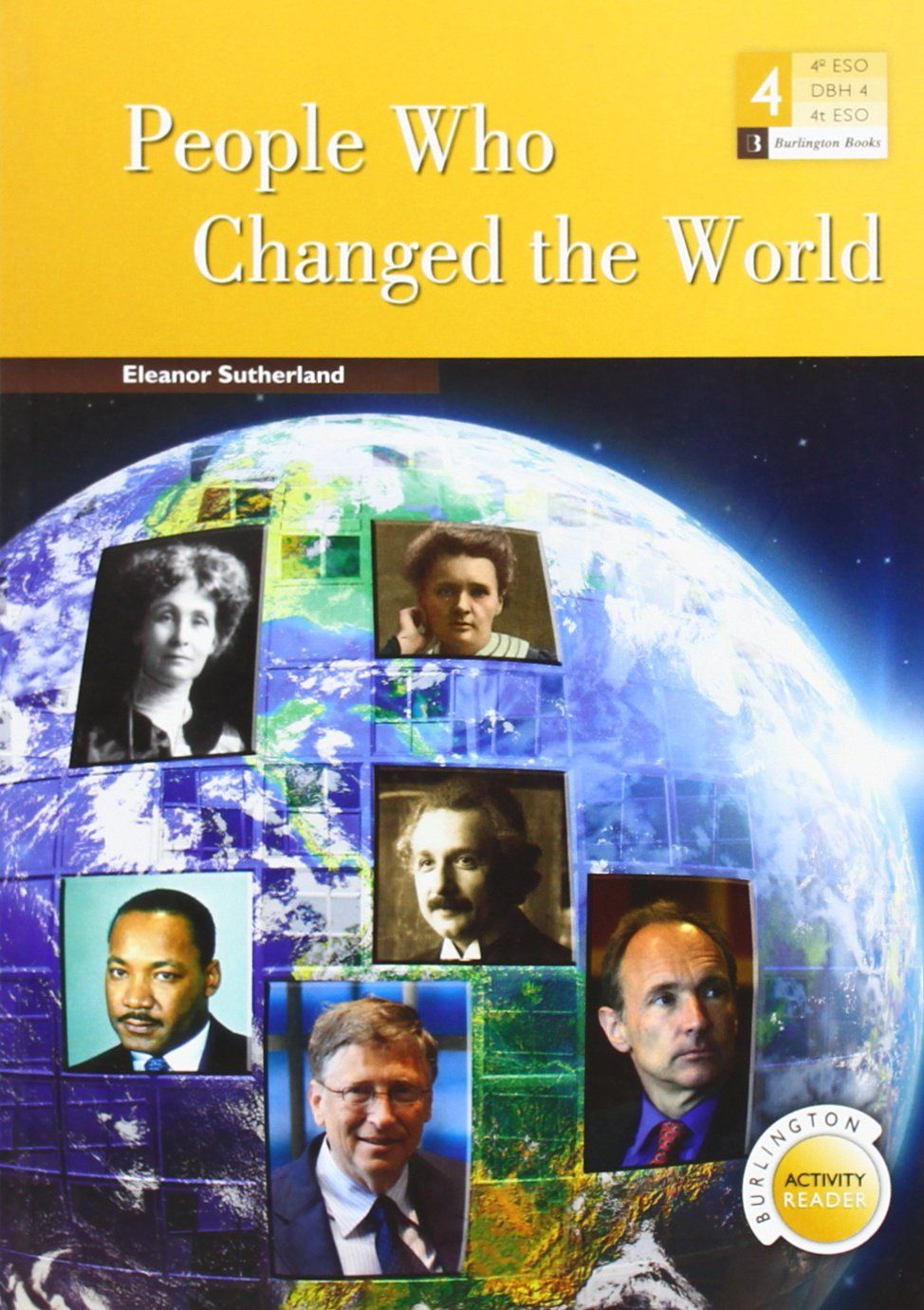 PEOPLE WHO CHANGED THE WORLD 4ºESO BAR