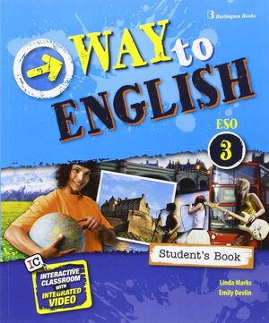 WAY TO ENGLISH ESO 3 STUDENT'S BOOK