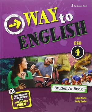 WAY TO ENGLISH ESO 4 STUDENT'S BOOK