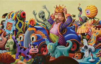 Fieramente Independientes  - Jim Woodring